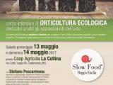 Corso intensivo di orticoltura ecologica